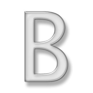 Files Free Letter B PNG images