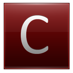 Letter C .ico PNG images