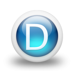 Photos Letter D Icon PNG images