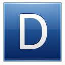Icon Png Letter D Download PNG images