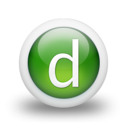Icon Letter D Png Free PNG images