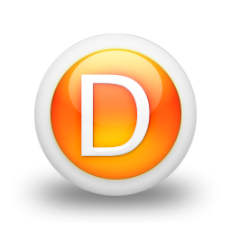 Letter D Png Vector PNG images