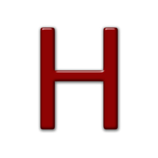 Letter H Icons No Attribution PNG images