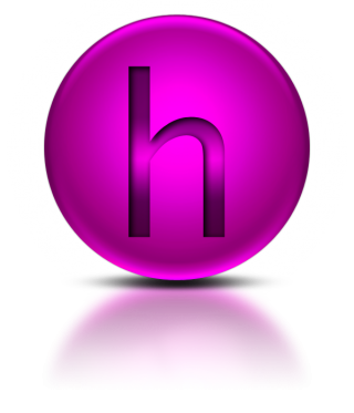 Library Icon Letter H PNG images