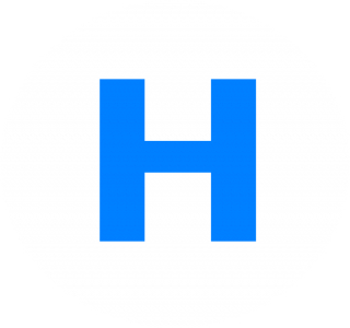 Letter H .ico PNG images