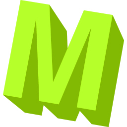 Icons Letter M For Windows PNG images