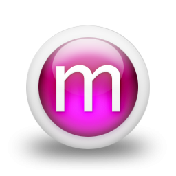 Purple Letter M Icon Png PNG images