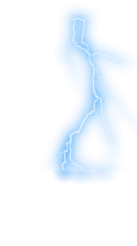 Simple Lightning PNG PNG images