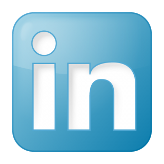 Similar Icons With These Tags: Social Box Logo Blue Twitter Linkedin PNG images