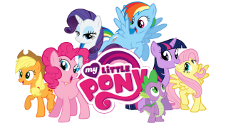 Little Pony Logo Png PNG images