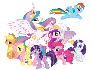 My Little Pony PNG HD PNG images