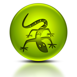 Animal Lizard Icon PNG images