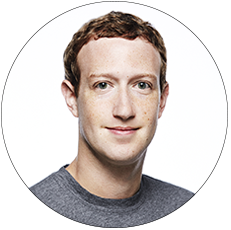 Facebook Founder PNG images
