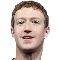 Mark Zuckerberg Face Png PNG images