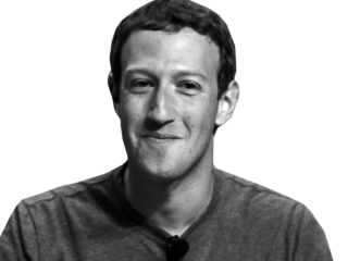 Mark Zuckerberg Png Black White PNG images