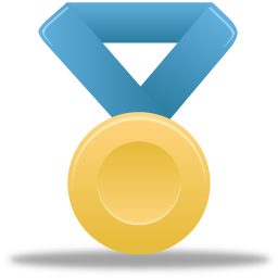 Library Icon Medal PNG images