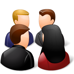 Groups Meeting Light Icon | Vista People PNG images
