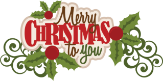 Collection Merry Christmas Png Clipart PNG images