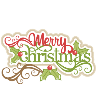 Merry Christmas PNG File PNG images