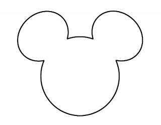 Mickey Mouse Symbols PNG images