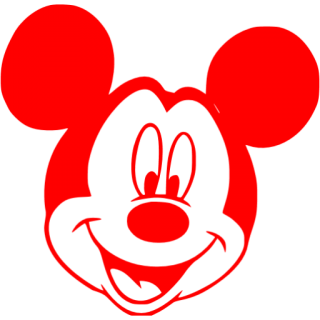 Mickey Mouse Icon Library PNG images