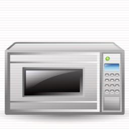 Windows Icons Microwave For PNG images