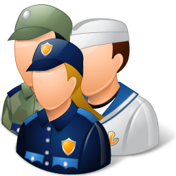 Military Personnel Icon Png PNG images