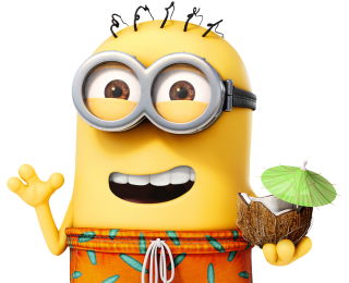 Confused Minion Mng PNG images