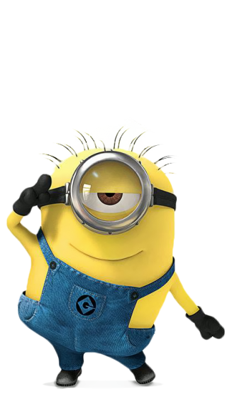 Cool Minion PNG PNG images