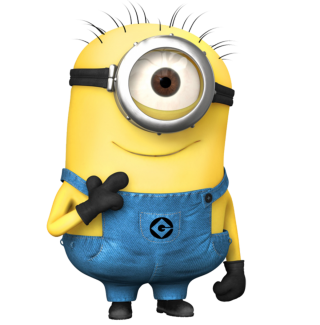 Single Minion Png PNG images