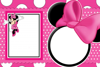 Minnie Mouse Frame Png PNG images