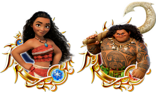 Moana And Maui Png Transparent Background PNG images