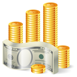 Bag Money Icon PNG images