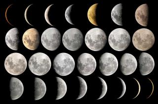 Vector Moon Icon PNG images