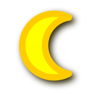 Icon Size Moon PNG images