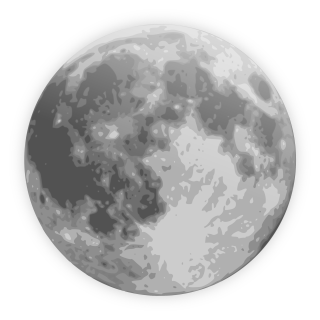 Moon Simple Png PNG images