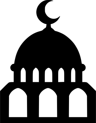 Black Mosque PNG Image PNG images