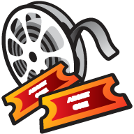 Cinema Movie Theatre Icon PNG images