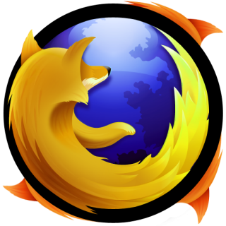 Mozilla Firefox Icon/Button PNG images