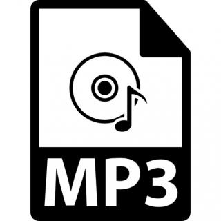 Audio, File Format, Mp3 Icon PNG images