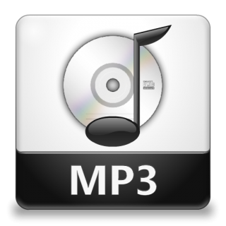 Mp3 Music File Icon PNG images