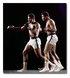 Muhammad Ali Double Shuffle PNG images