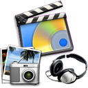 Multimedia Package Icon PNG PNG images