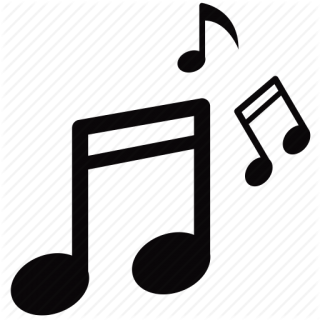 Free Music Note Vector PNG images