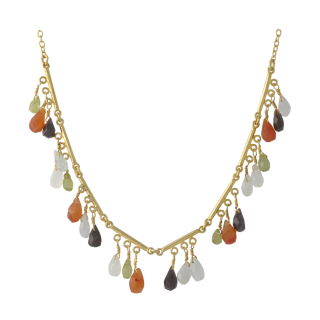 Beaded Necklace Stock Png PNG images