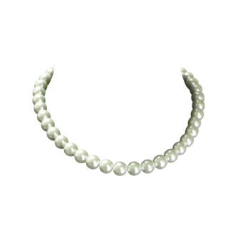 Pearl Necklace Png Silver PNG images