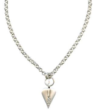 Silver Necklace For Women And Girls Png PNG images