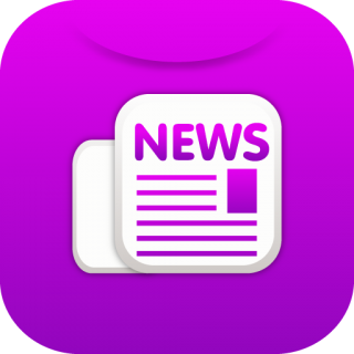 Pink, News, Newsletter Icon PNG images