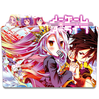 No Game No Life Icon Symbol PNG images