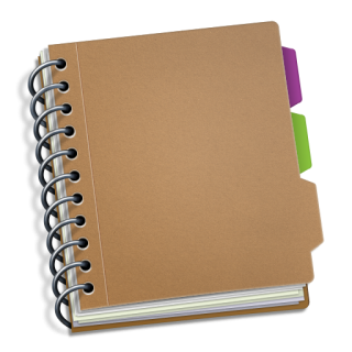 Icon Notepad Vector PNG images